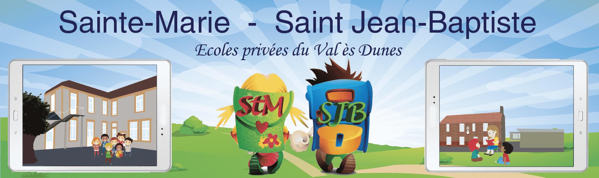 Ecole de Saint Jean-Baptiste à Canteloup